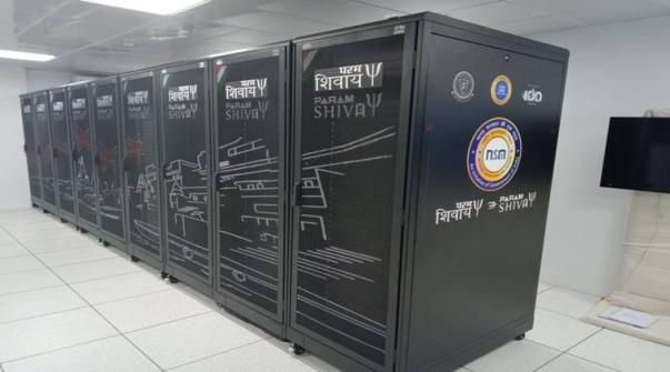 Bikashkhabar:Super-computer-param-shivaya-Lachesis
