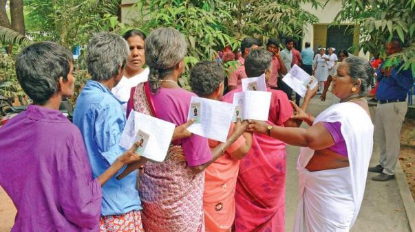 Bikashakhabara:Mental-disorder-patient-coast-their-vote