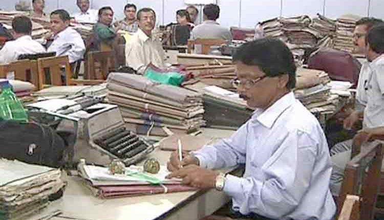 Bikashakhabara:govt-employees-stay-with-newly-built-apartment